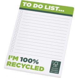 Libreta a6 de papel reciclado Desk-Mate®