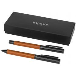 SET DE BOLÍGRAFOS WOODGRAIN DUO