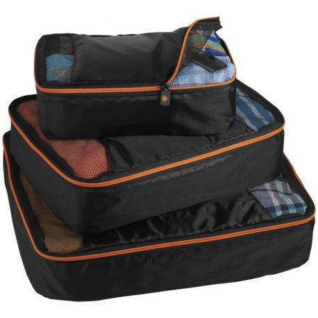 d759bc4f2259 Set de 3 organizadores de maletas Springfield