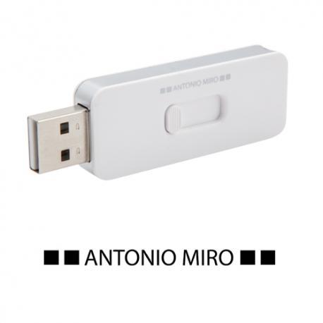 MEMORIA USB LIBER 4GB* -ANTONIO MIRO - Imagen 1