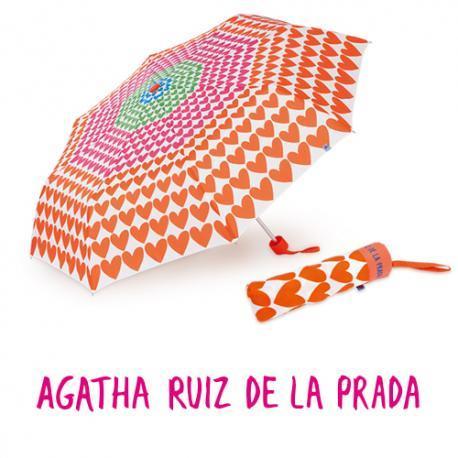 PARAGUAS TELSY -AGATHA RUIZ DE LA P - Imagen 1