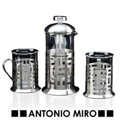 SET INFUSIONES TILIA* -ANTONIO MIRO-*