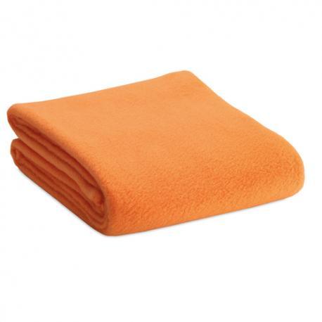 Manta polar personalizada para sofá Menex