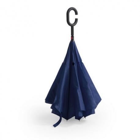 Paraguas con cierre invertido con Ø 108 cm Hamfrey
