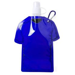 Bidón plegable diseño camiseta 470ml Zablex