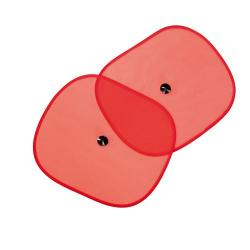 Set 2 parasoles 44x37cm Vent