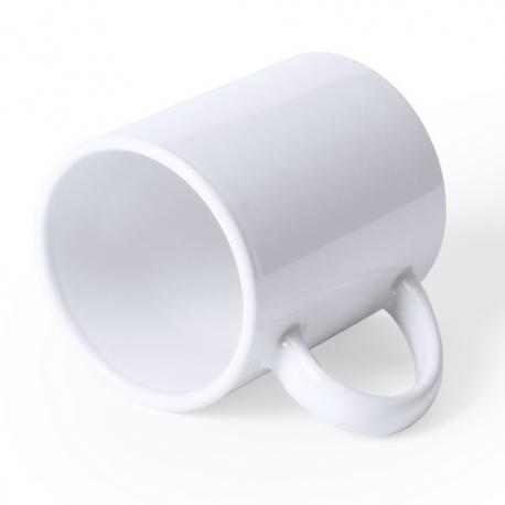 Taza de cerámica blanca para sublimar de 250ml Dolten
