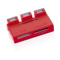Lector tarjetas puerto USB Tisco