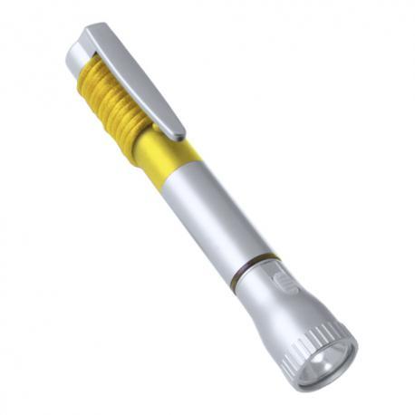 Bolígrafo linterna Mustap