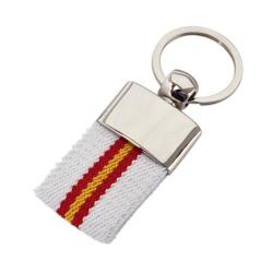 Llavero bandera España Vinger