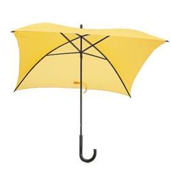Paraguas cuadrado manual con Ø 72 cm Square