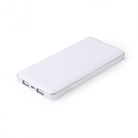 Power bank 10000mAh con luz led Marlet