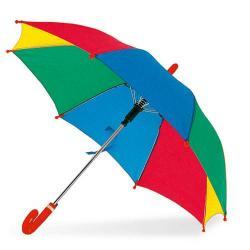 Paraguas infantil de colores Espinete