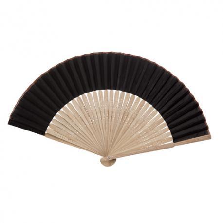 Abanico de bambú Kertex