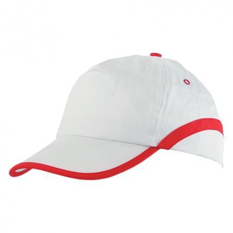 Gorra de algodón Line