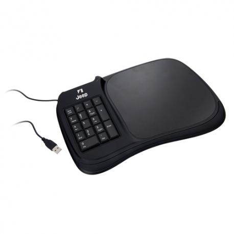 Alfombrilla teclado numérico Negu