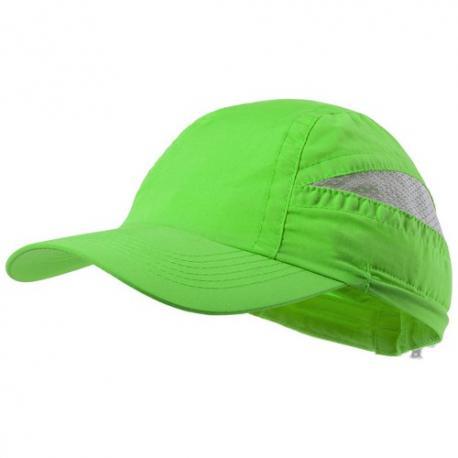 Gorra de microfibra Laimbur