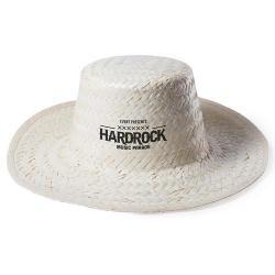 Sombrero personalizado de paja Dabur