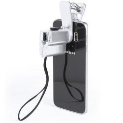 Microscopio para móvil Baukman 60x