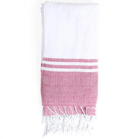 Pareo toalla algodón y poliéster Minerva
