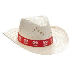 Sombrero de paja de ala ancha Lua