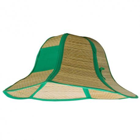 Sombrero pescador de paja Caribbean