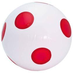Balón de playa con circulos Anfield