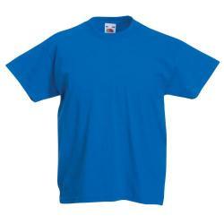 Camiseta niño color Valueweight