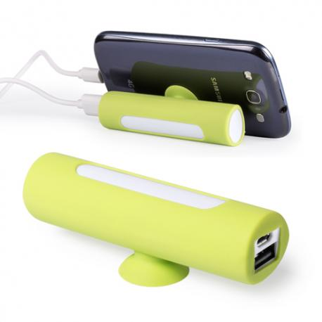 Mini Power bank cilíndrico 2200mAh Khatim