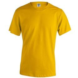 Camiseta adulto color KEYA Mc180