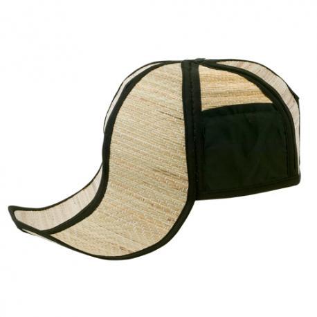 Gorra de paja Hawaian