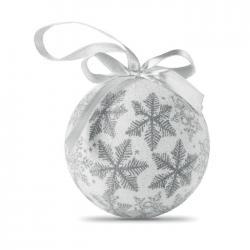 Set de bolas navideñas Flakies