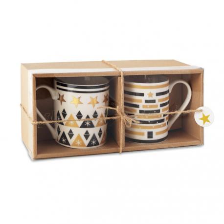 Set dos tazas en caja Tete a tete Ref.MDCX1442