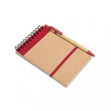 Libreta a6 papel reciclado Sonora