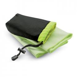Toalla en bolsa de nylon Drye