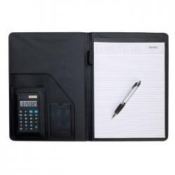 Portafolios a4 con calculadora Nadia