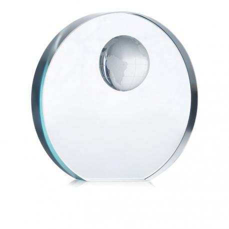 Trofeo esfera cristal Mondal