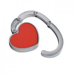 Cuelga bolsos corazón Shirlin