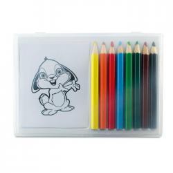 Set de lápices colores Recreation