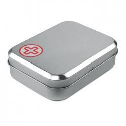Caja kit de primeros auxilios Succor