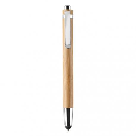 Bolígrafo de bambú punta suave Byron
