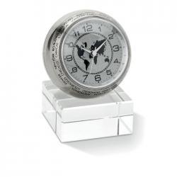 Reloj de sobremesa analógico Worldtime