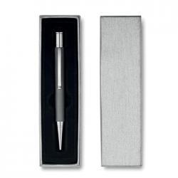 Bolígrafo aluminio en estuche Silver