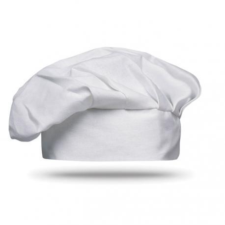 Gorro de (130gr m2) Chef