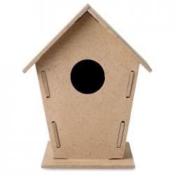 Caseta aglomerado para pájaros Woohouse