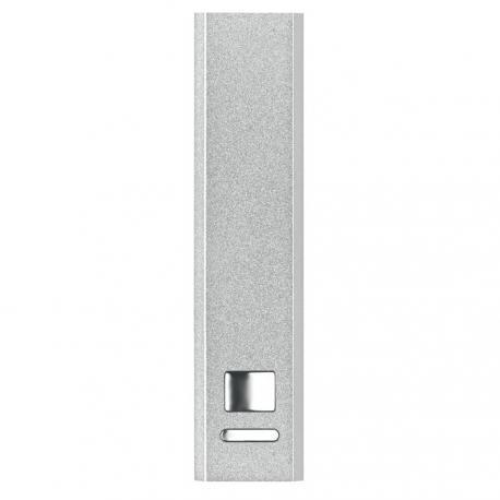 Mini Power bank aluminio 2200mAh Poweralu