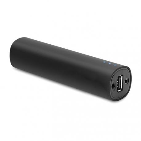 Power bank 3500 mah y altavoz Powertube