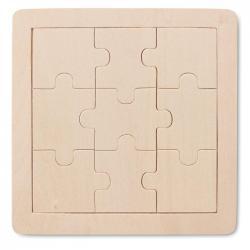 Puzzle de madera Diverwood