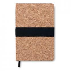 Cuaderno a5 con tapa de corcho Suro