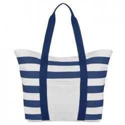 Bolsa de playa a rayas Blinky stripes